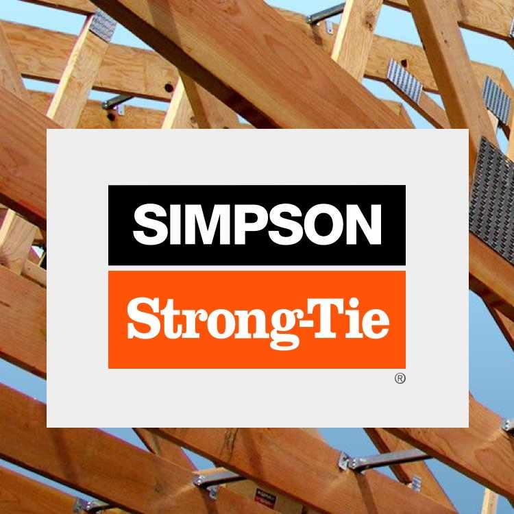 More about Simpson Strong-tie at Stalhmans