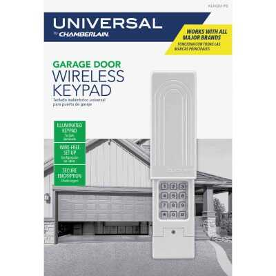 Chamberlain Original Clicker Universal Keypad Wireless Keyless Entry