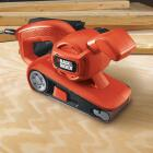 Black & Decker 3 In. x 18 In. Compact Belt Sander Image 5