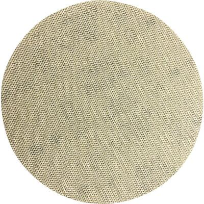 Diablo SandNet 5 In. 80 Grit Sanding Disc with Connection Pad (10-Pack)
