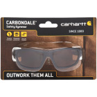 Carhartt Carbondale Black & Tan Frame Safety Glasses with Bronze Lenses Image 2