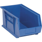 Quantum Storage Large Blue Stackable Parts Bin Image 1