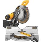 DeWalt 12 In. 15-Amp Dual-Bevel Compound Miter Saw Image 1