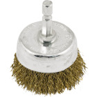Do it 1-1/2 In. Coarse Drill-Mounted Wire Brush Image 1