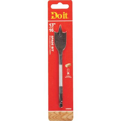 Do it 13/16 In. x 6-1/4 In. Spade Bit