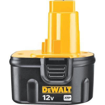 DeWalt 12 Volt XRP Nickel-Cadmium 2.4 Ah Tool Battery