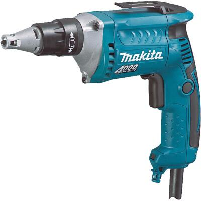 Makita 6A/4000 rpm Electric Screwgun