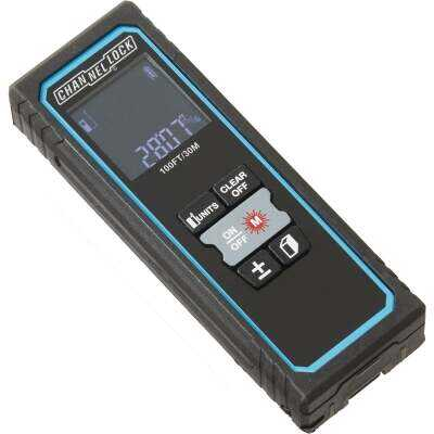 Channellock 100 Ft. Compact Laser Distance Measurer