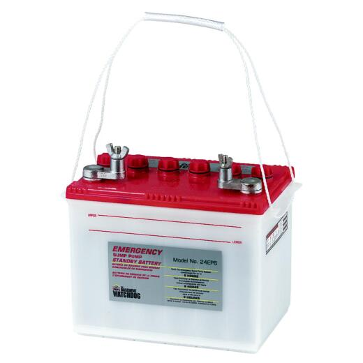 The Basement Watchdog 6 Hr. Emergency Standby Sump Pump Battery