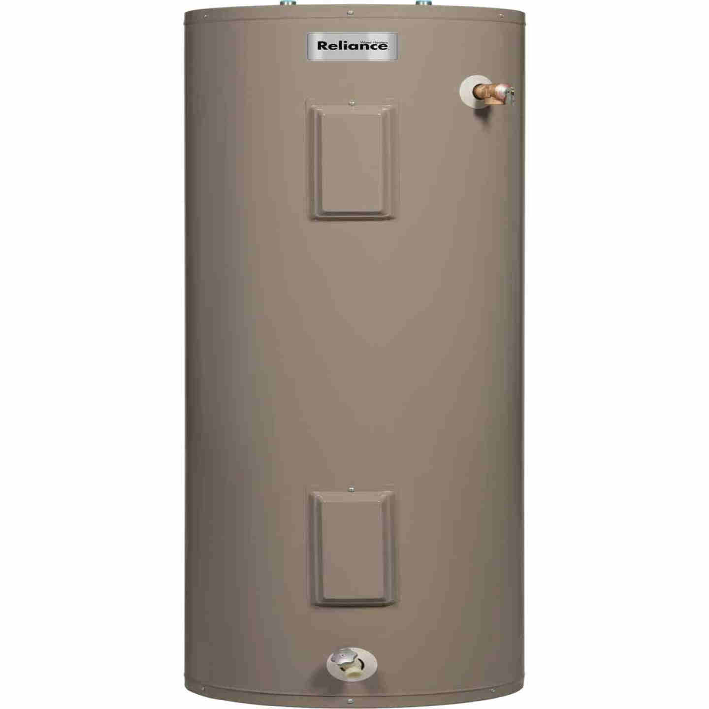 Reliance 30 Gal. Electric LowBoy Water Heater with Blanket Image 1