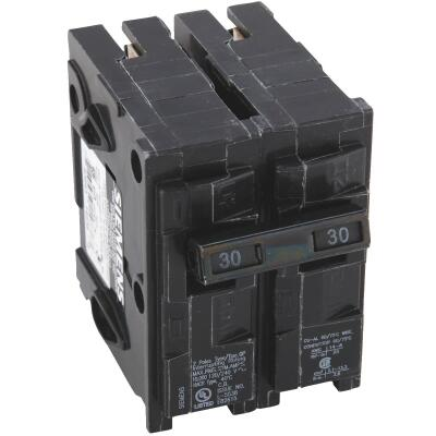Connecticut Electric 30A Double-Pole Standard Trip Interchangeable Packaged Circuit Breaker