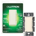 Lutron Maestro CL Light Almond 120 VAC Wireless Dimmer Image 1