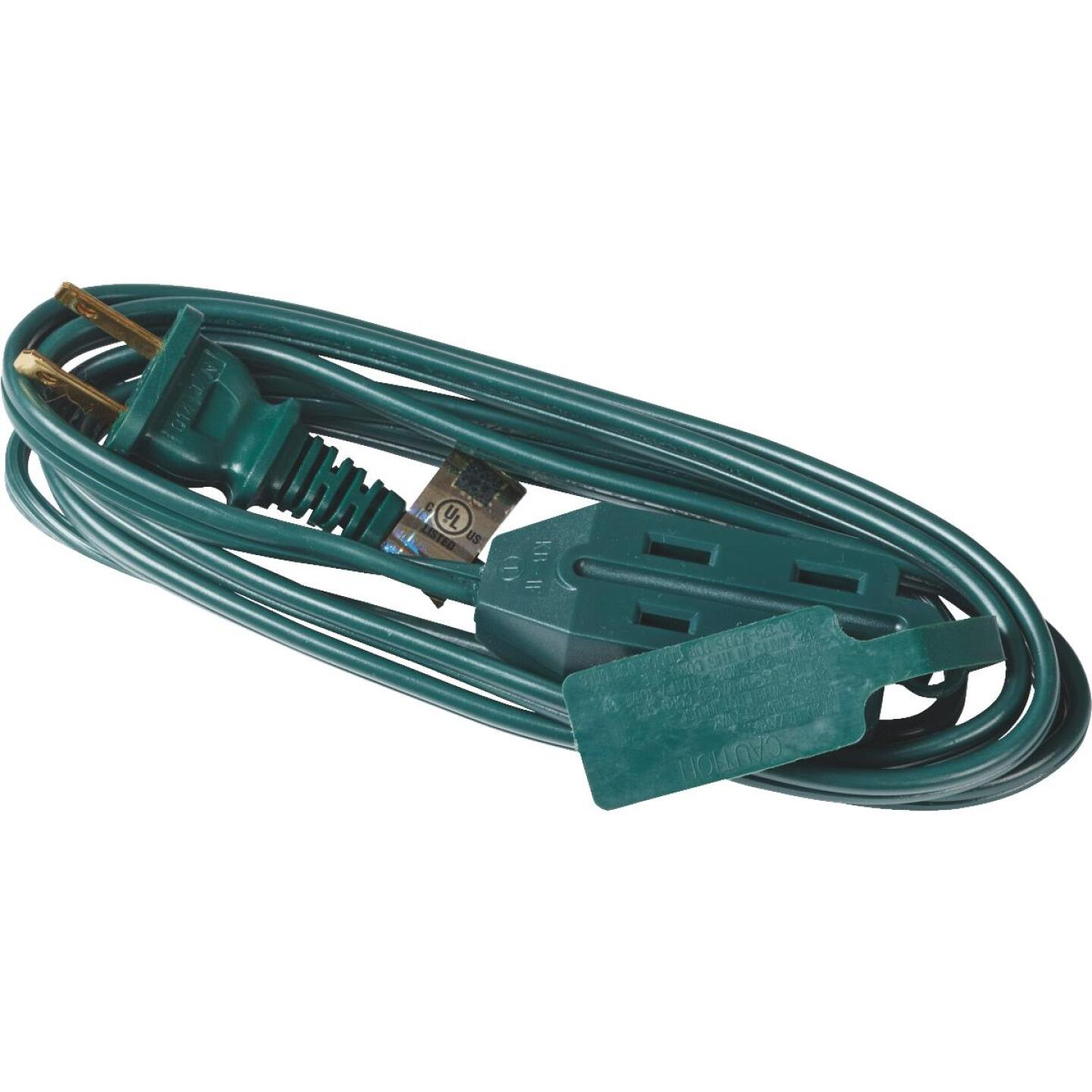 Do it 6 Ft. 16/2 Green Cube Tap Extension Cord Image 2