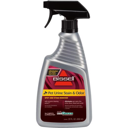 Bissell 22 Oz. Pet Urine Stain And Odor Remover Carpet Cleaner