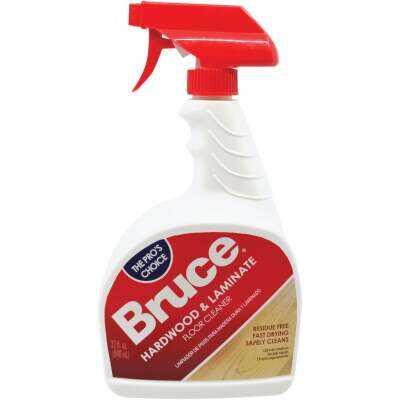 Bruce 32 Oz. Hardwood & Laminate Floor Cleaner