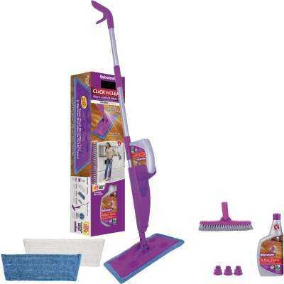 Rejuvenate Click n Clean Microfiber Multi-Surface Spray Mop
