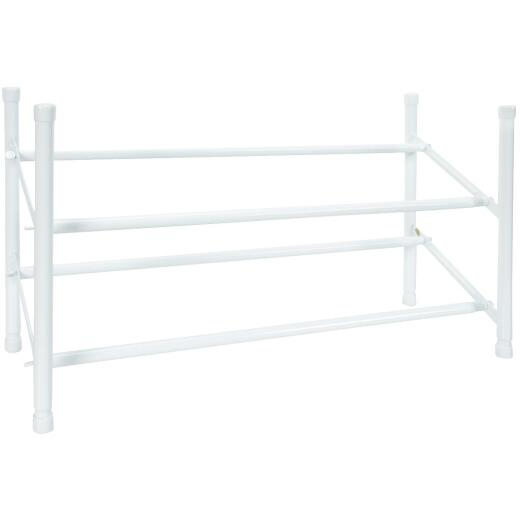 Whitmore Expandable/Stackable Shoe Rack