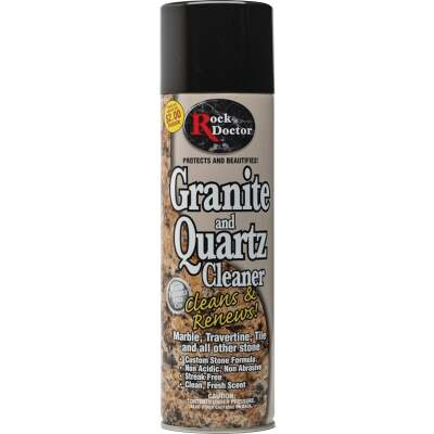 Rock Doctor 18 Oz. Granite & Quartz Cleaner