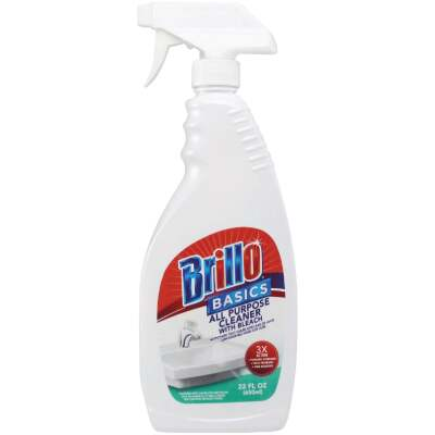 Brillo Basics 22 Oz. Trigger Spray Bleach Cleanser