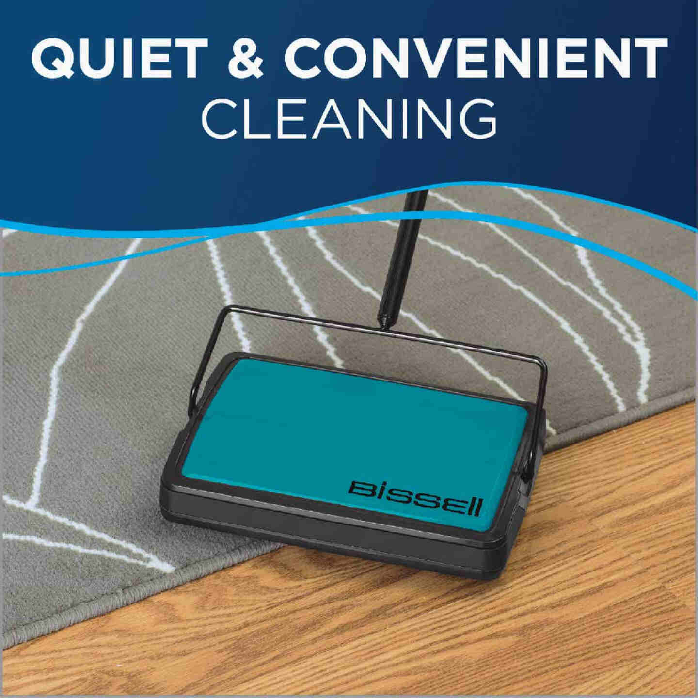 Bissell EasySweep Compact Manual Sweeper Image 5