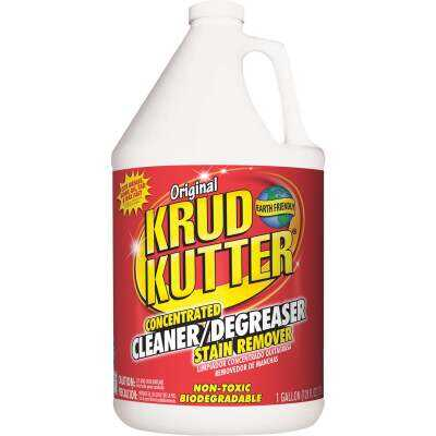 Krud Kutter 1 Gal. Liquid Concentrate Cleaner & Degreaser Stain Remover