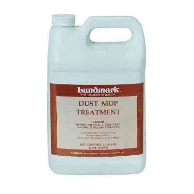 Lundmark 1 Gal. Dust Mop Treatment Floor Cleaner