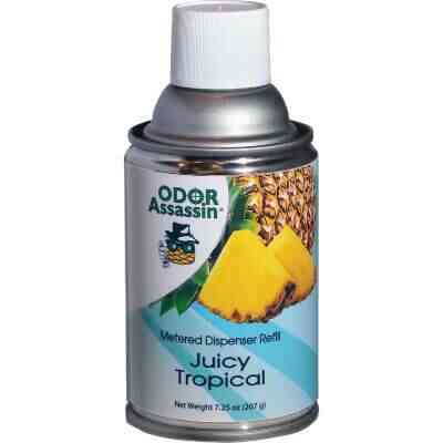 Odor Assassin 7.25 Oz. Tropical Metered Refill