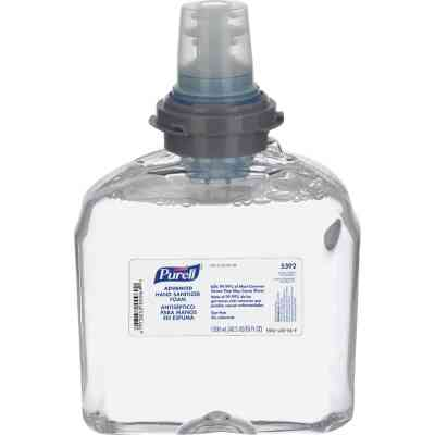 Purell TFX Advanced Hand Sanitizer 1200mL Foam Refill