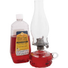 Lamplight Farms 11.5 In. H. Chamber Oil Lamp Image 4