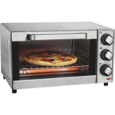 Proctor Silex 4-Slice Toaster Oven