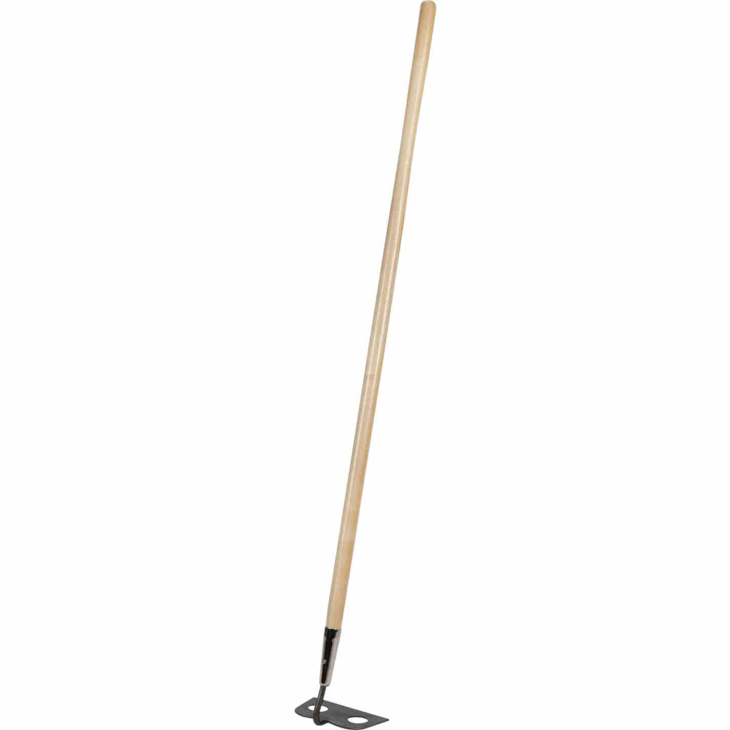 Do it Best 51 In. Wood Long Handle Forged Mortar Hoe Image 2