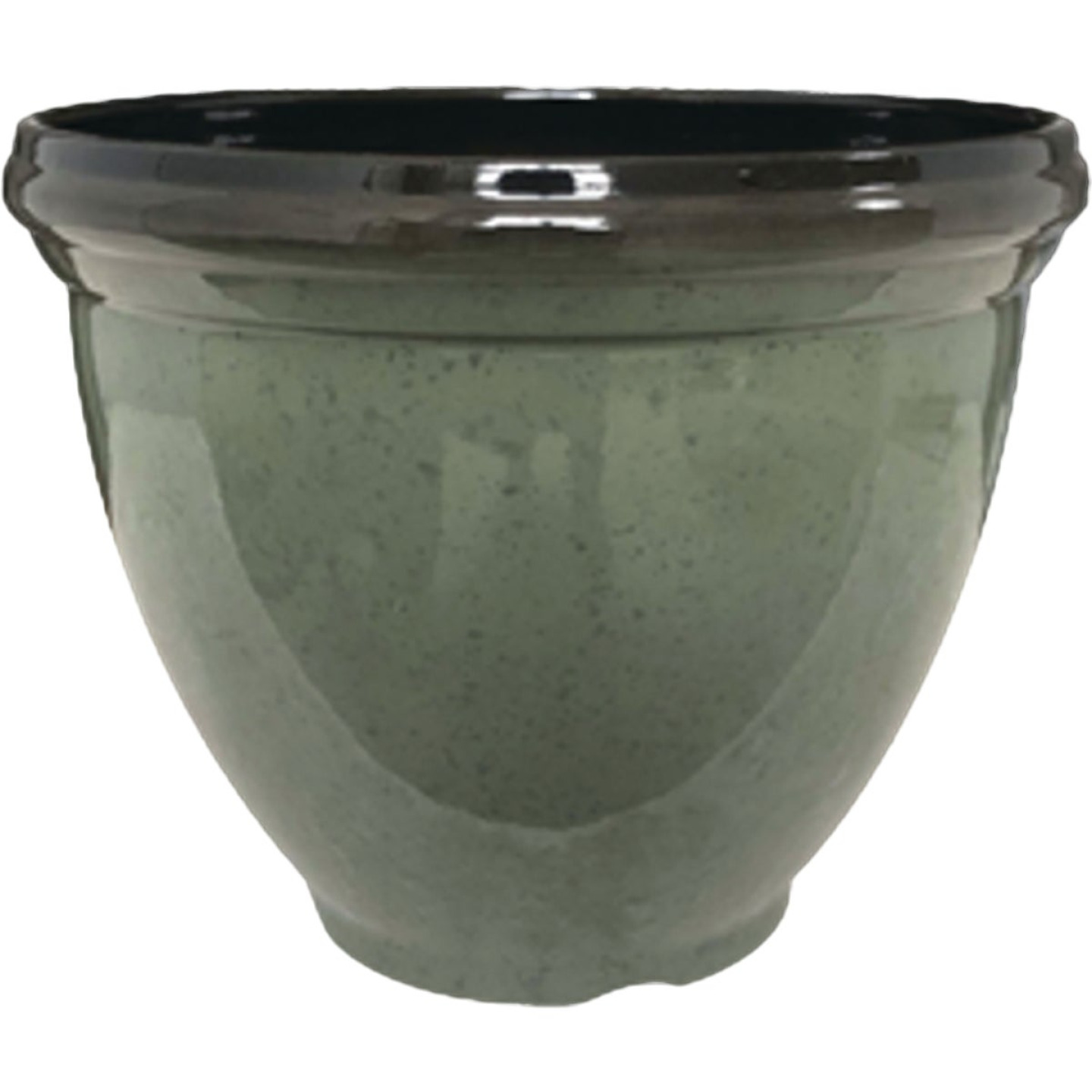 Southern Patio Heritage 12 In. Resin Climbing Ivy Planter Image 1