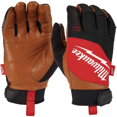 Milwaukee Men's Medium Leather Performance Work Glove