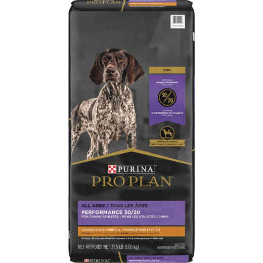 Purina Pro Plan Sport 37.5 Lb. Chicken Flavor All Ages Performance Dry Dog Food