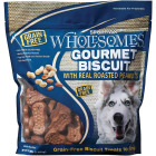 SportMix Wholesomes Gourmet Peanut Biscuit Dog Treats Image 1