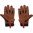 Milwaukee Men's Large Leather Performance Work Glove Image 5