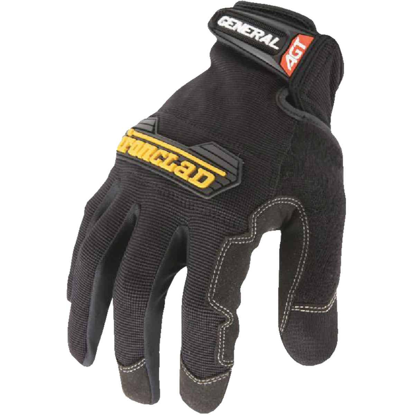 Ironclad General Utility Men's Medium Synthetic Suede High Performance Glove Image 1