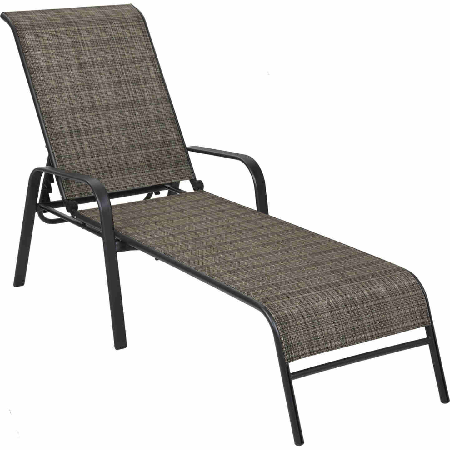 Outdoor Expressions Windsor Collection Chaise Lounge Image 1