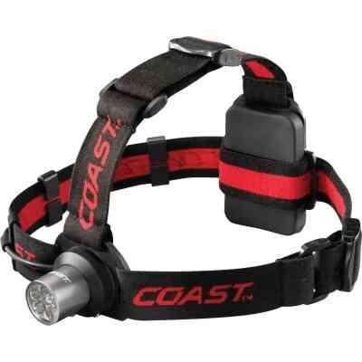 Coast 175 Lm. LED 3AAA Headlamp