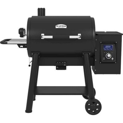 Broil King Regal Pellet 500 Black 865 Sq. In. Grill