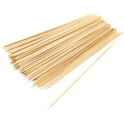 GrillPro 12 In. Bamboo Skewer (100-Pack)