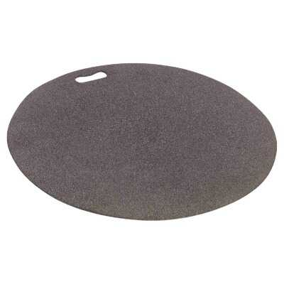 Diversitech The Original Grill Pad 30 In. Dia. Brown Round Grill Pad