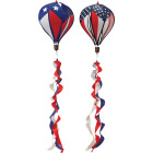 Mission Gallery 40 In. Nylon Patriotic Balloon Sock Lawn Ornament Image 1