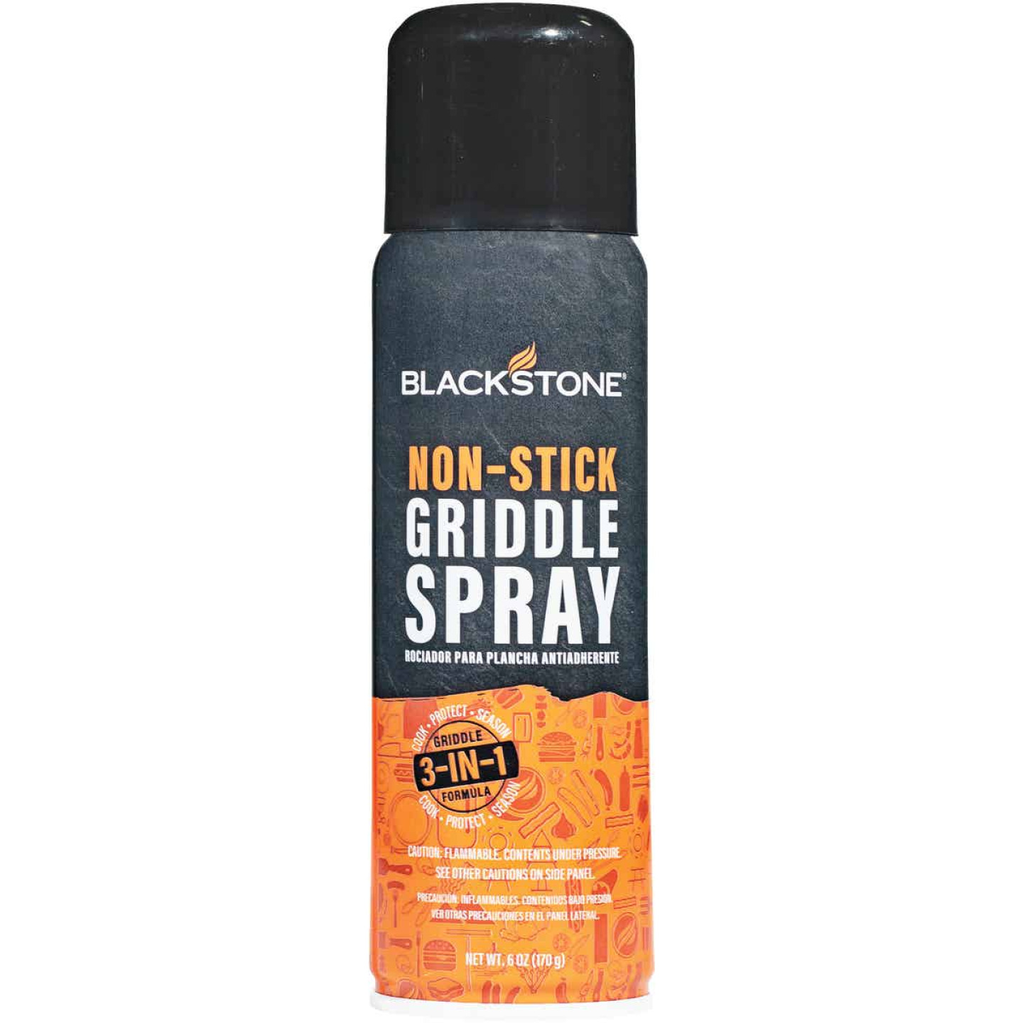 Blackstone 6 Oz. Griddle Aerosol Spray Image 1