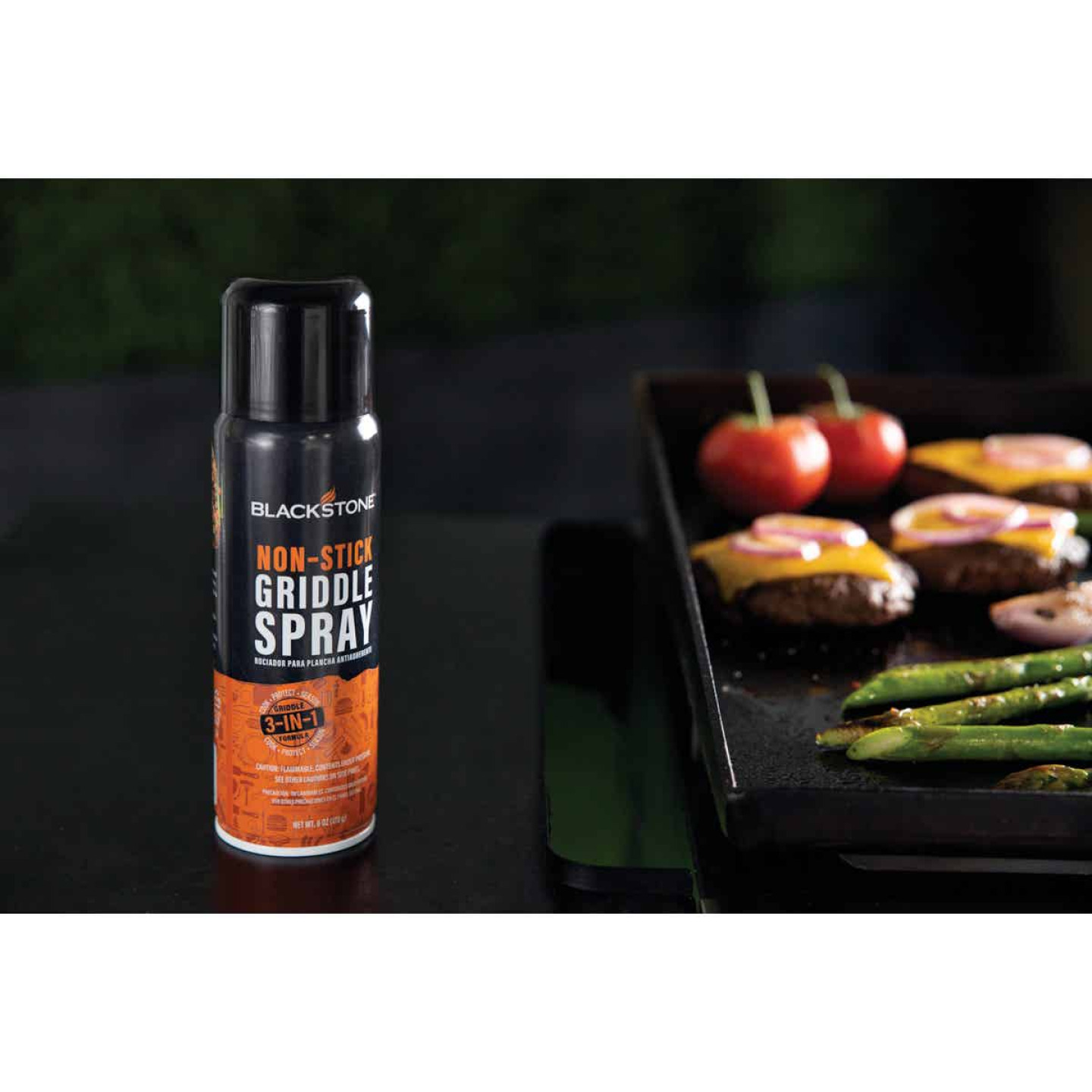 Blackstone 6 Oz. Griddle Aerosol Spray Image 2