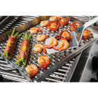 Broil King Imperial 15.5 In. W. x 13 In. L. Stainless Steel Flat Grill Topper Tray Image 3