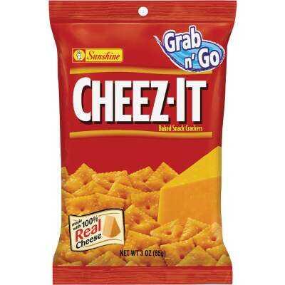 Cheez-it 3 Oz. Original Crackers