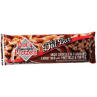 Dot's 1.75 Oz. Milk Chocolate Bar with Pretzels & Toffee Image 1